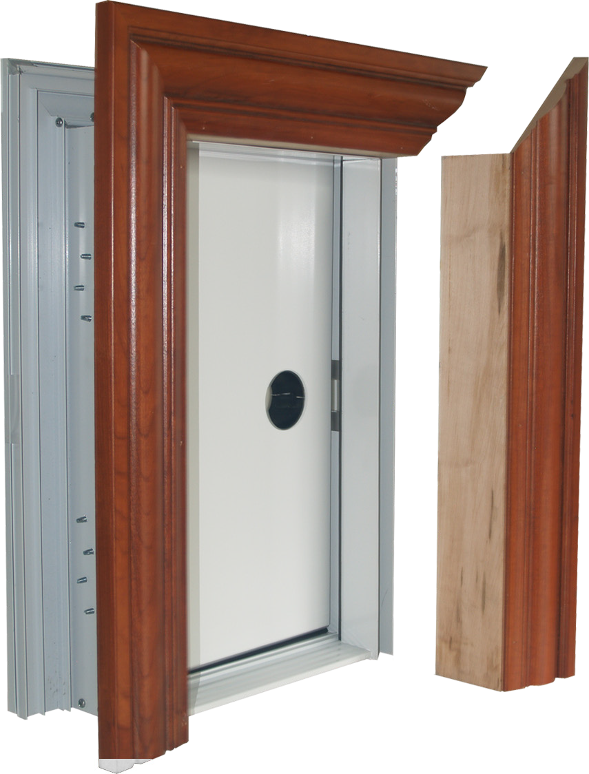 Aluminum Adjustable Doors | Harvard Products, INC