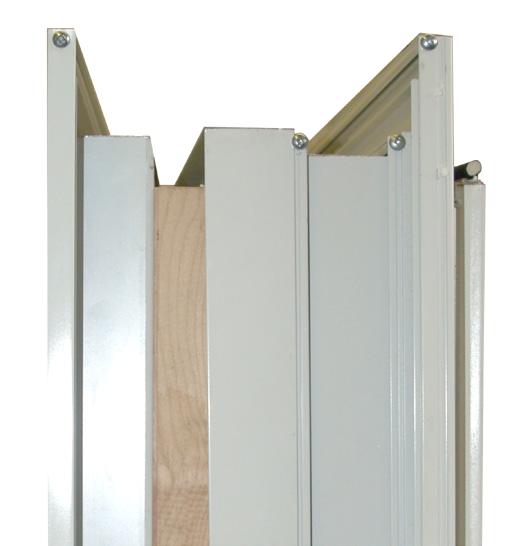 Aluminum Adjustable Doors Harvard Products Inc
