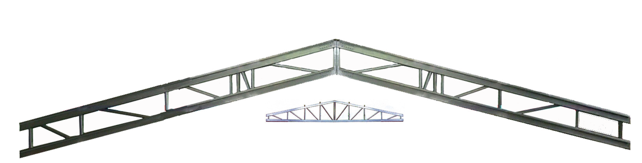 Harvard Products is now a distributor for Steel-Span, Inc., the leader in  Galvanized Steel Building Trusses, Columns, Girts, Purlins and other components.  Steel-Span's reputation as a manufacturer of airplane hangers is well known.
