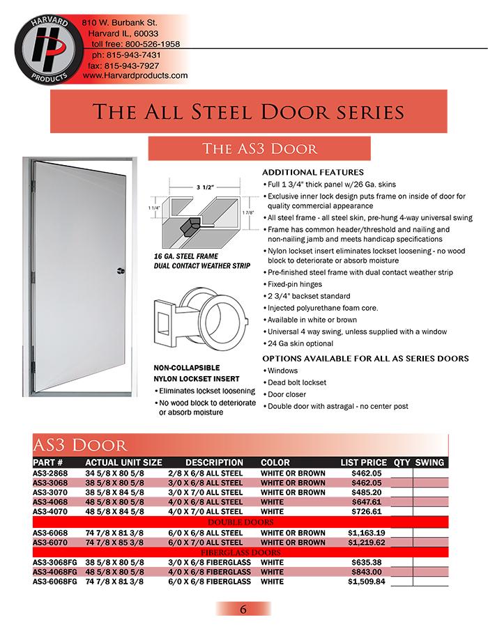 AS3 Doors